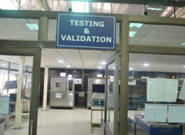 Testing And Validation Room
