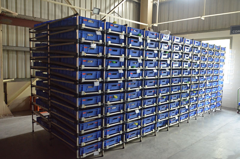 Store Room For Storing Product