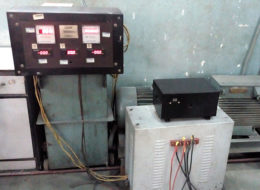 Machine For Meausring Double Voltage
