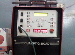 An Electronic Welding Machine